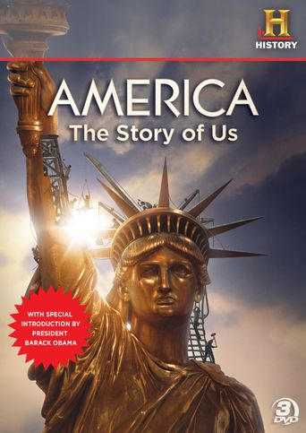 America: The Story of Us Poster