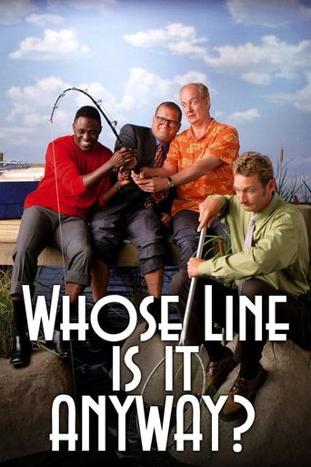 Watch Whose Line Is It Anyway?