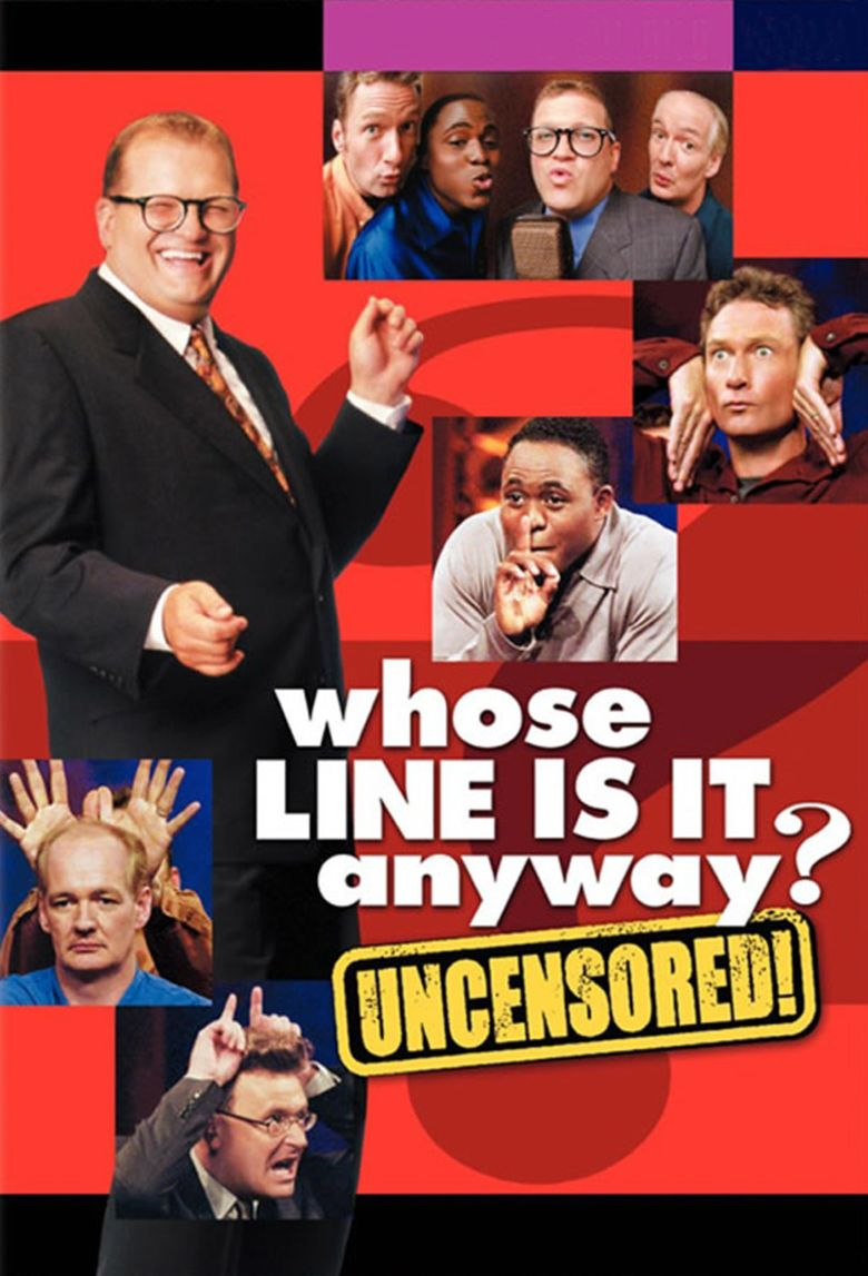 Whose Line Is It Anyway? Poster
