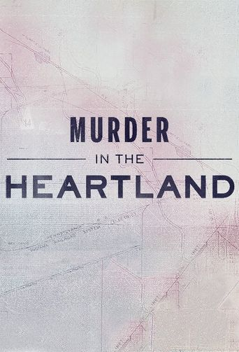 Murder in the Heartland Poster