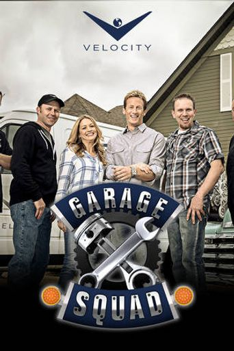 Watch Garage Squad
