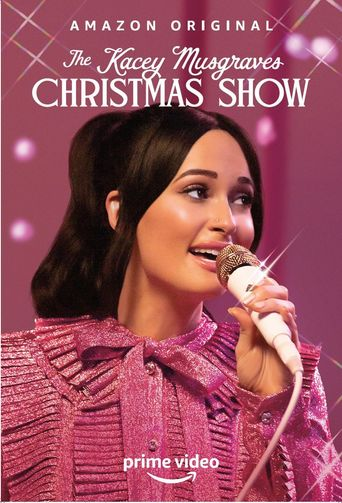 The Kacey Musgraves Christmas Show Poster