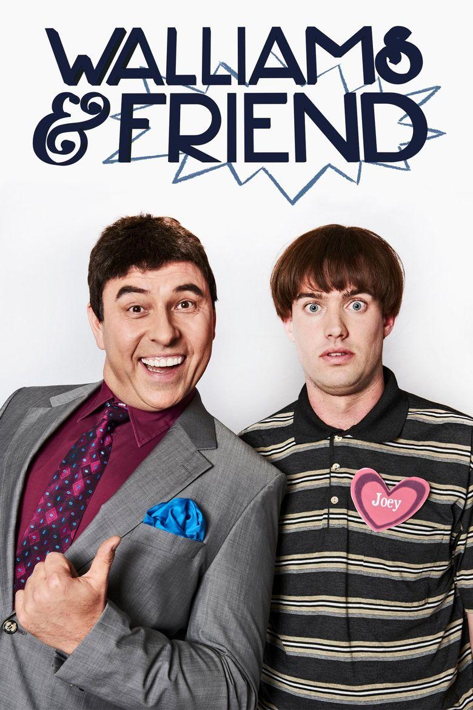 Walliams & Friend Poster