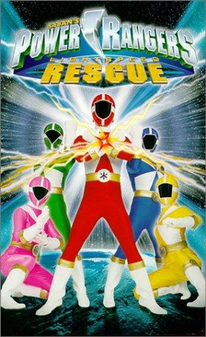 Watch Power Rangers Lightspeed Rescue