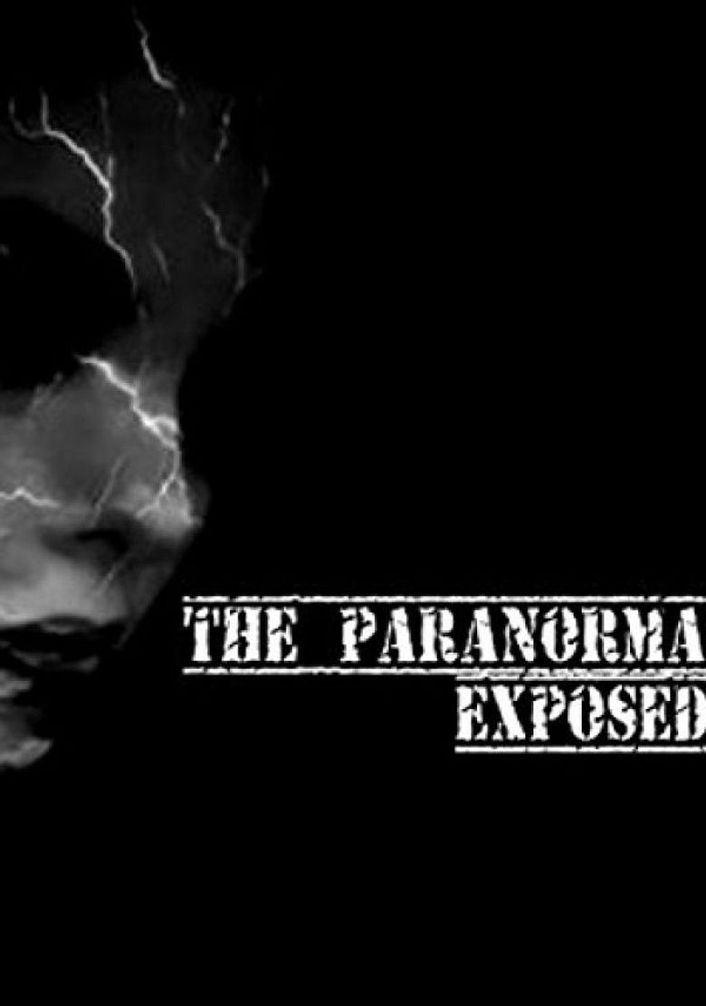 The Paranormal Police Exposed Poster