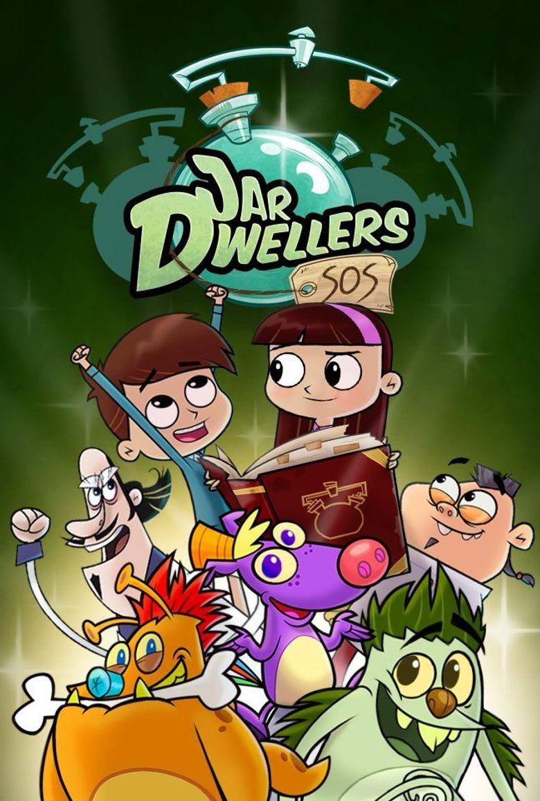 Jar Dwellers SOS Poster