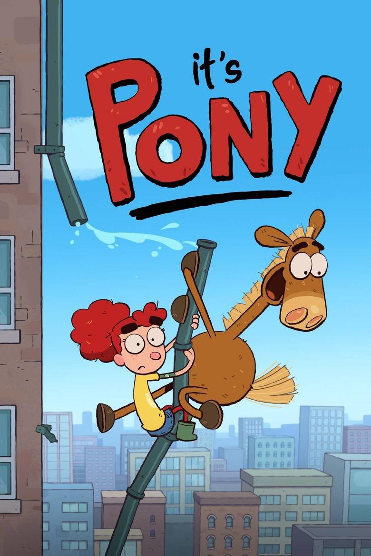 It's Pony Poster