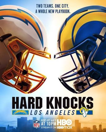 Hard Knocks: Los Angeles Poster