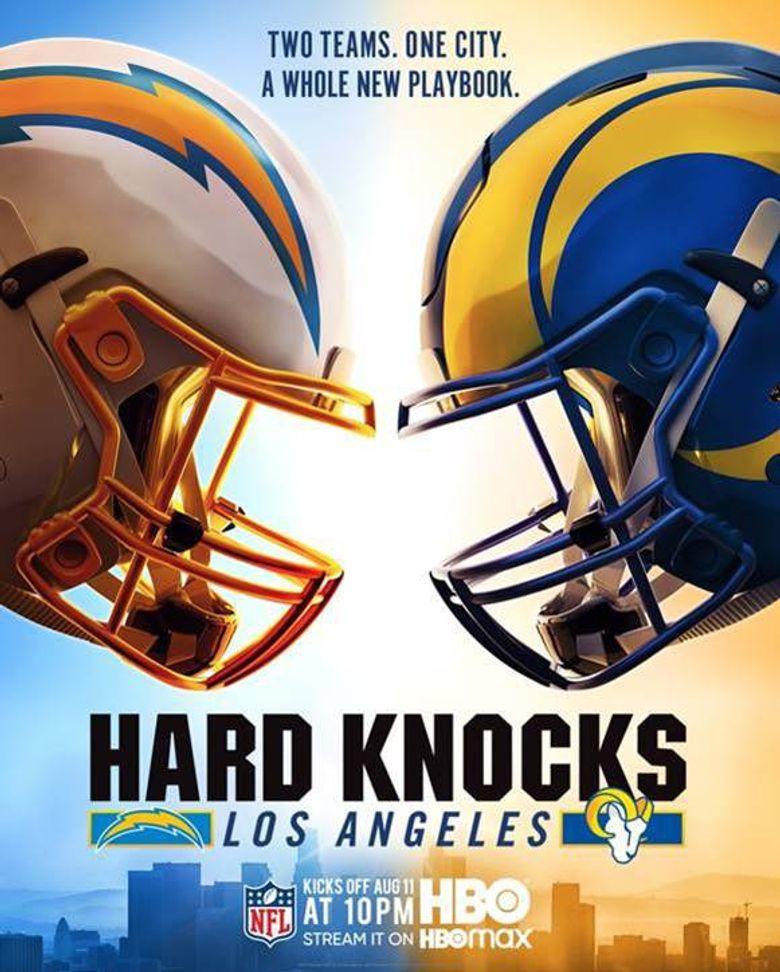 Hard Knocks: Los Angeles Poster