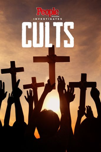 People Magazine Investigates Cults Poster