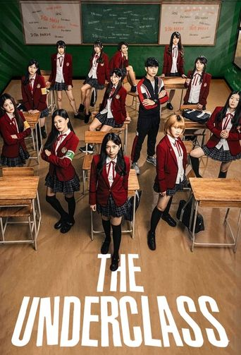 The Underclass Poster