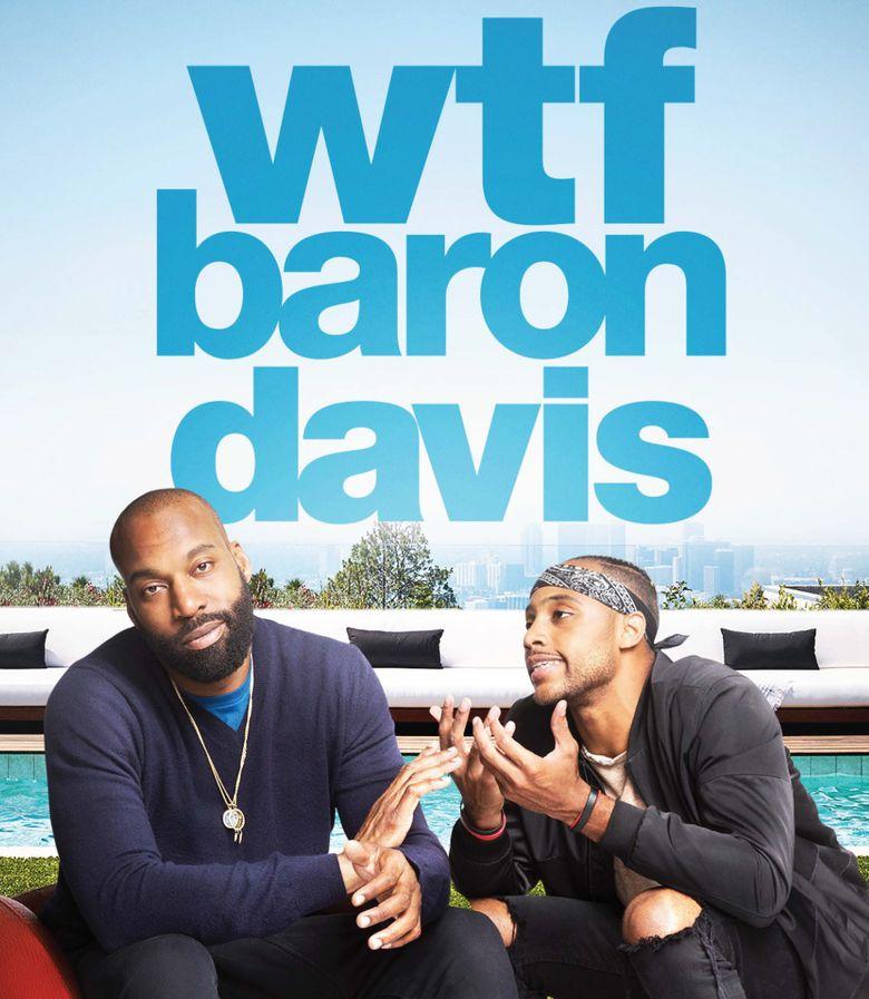 WTF Baron Davis Poster