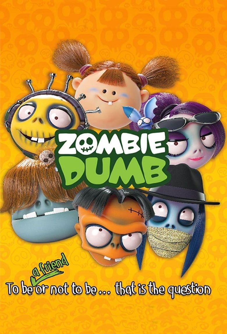Zombie Dumb Poster
