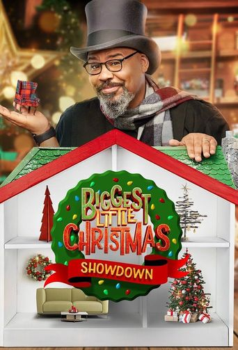 Biggest Little Christmas Showdown Poster
