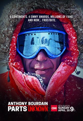 Anthony Bourdain: Parts Unknown Poster