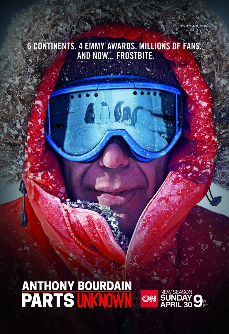 Watch Anthony Bourdain: Parts Unknown