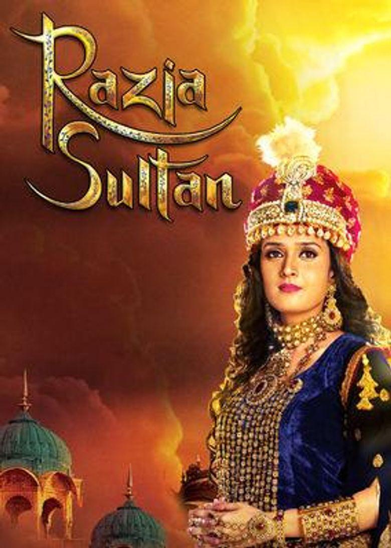Razia Sultan Poster