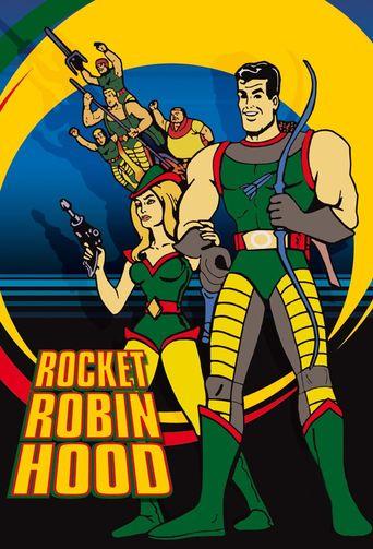 Rocket Robin Hood Poster