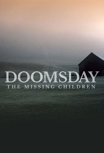 Doomsday: The Missing Children Poster