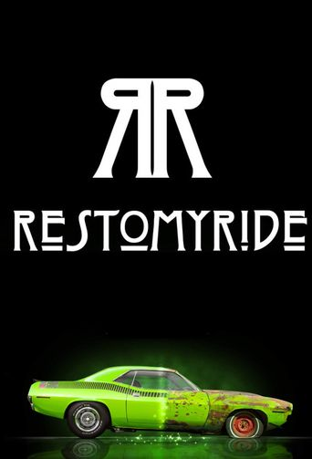 Resto my Ride Poster