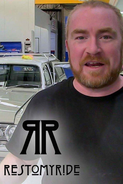 Resto my Ride Poster
