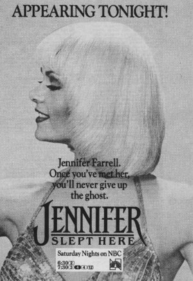 Jennifer Slept Here Poster