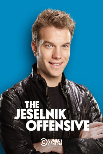 The Jeselnik Offensive Poster
