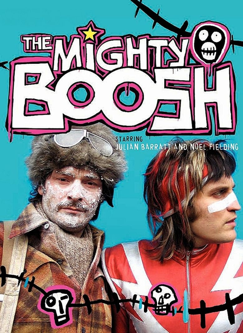 The Mighty Boosh Poster