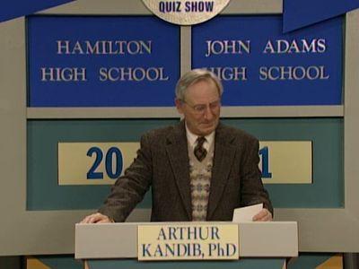 Season 04, Episode 19 Quiz Show