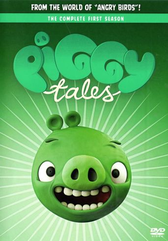 Piggy Tales Poster