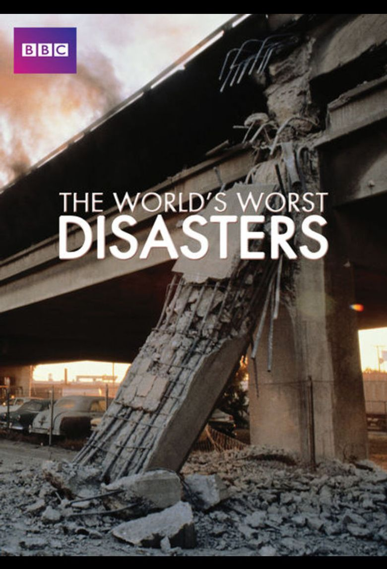 The World's Worst Disasters Poster