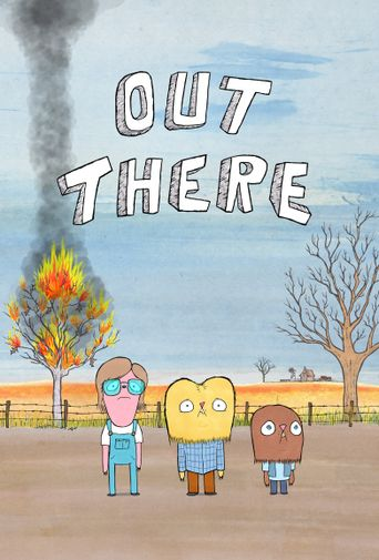 Out There Poster