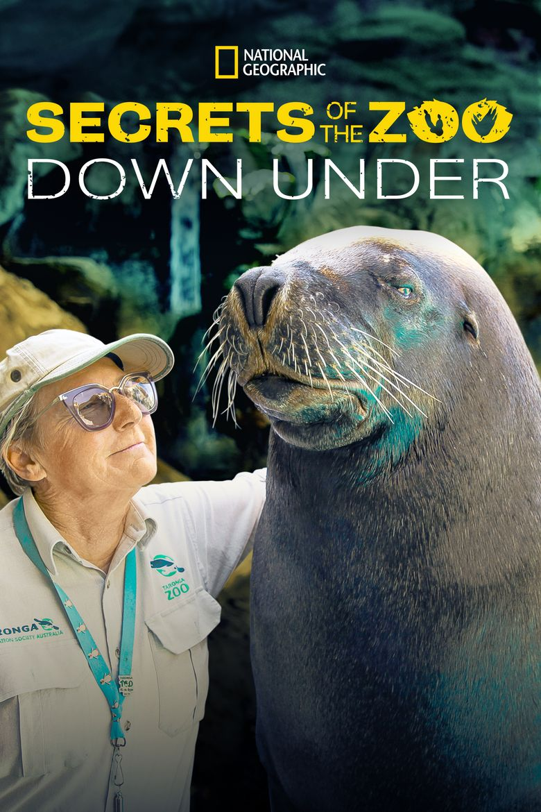 Secrets of the Zoo: Down Under Poster