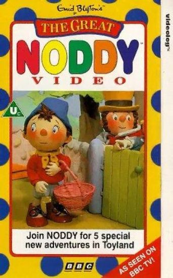 Noddy's Toyland Adventures Poster