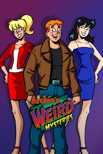 Archie's Weird Mysteries Poster