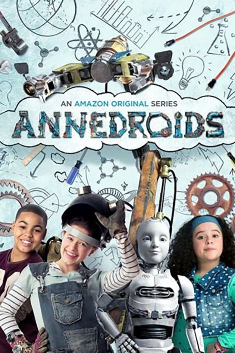 Annedroids Poster