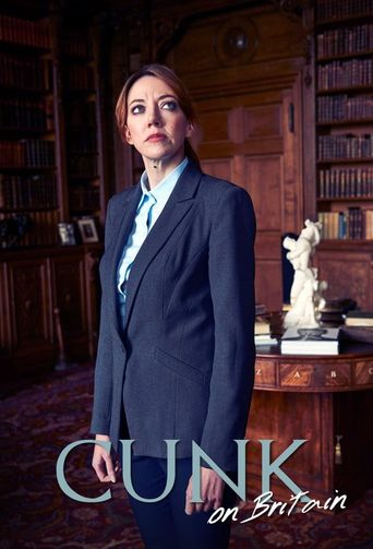 Cunk on Britain Poster