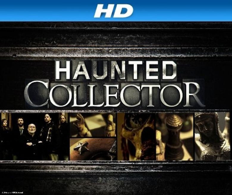 Haunted Collector Poster