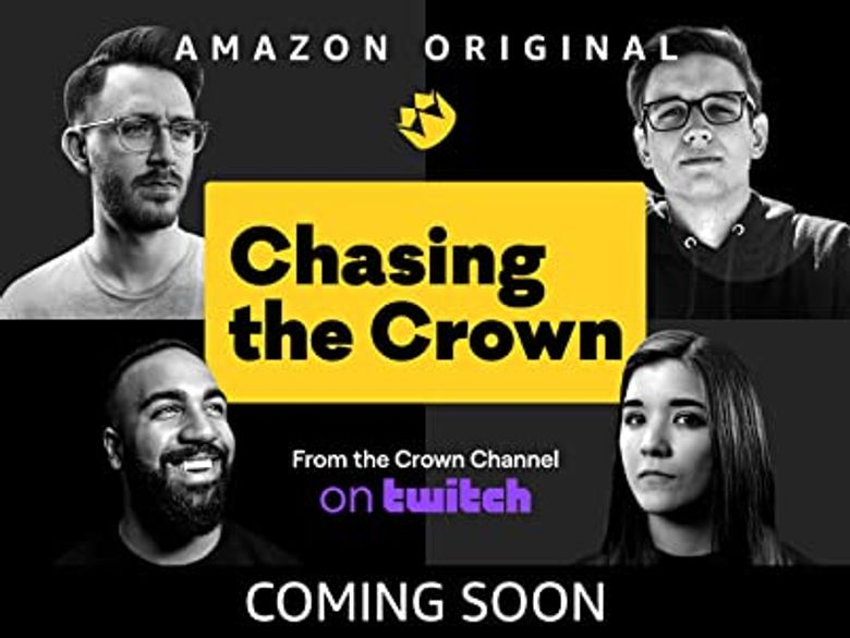 Chasing the Crown: Dreamers to Streamers Poster