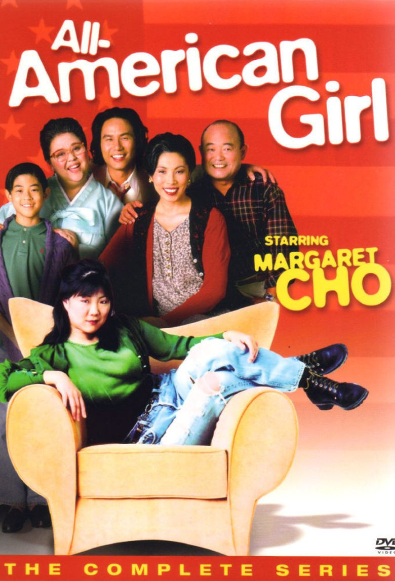 All-American Girl Poster