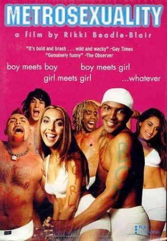 Metrosexuality Poster