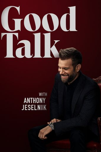 Good Talk With Anthony Jeselnik Poster