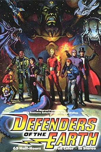 Defenders of the Earth Poster
