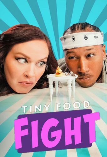 Tiny Food Fight Poster