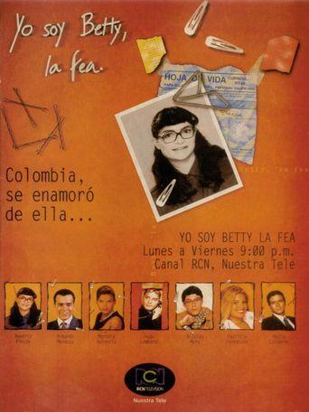Yo soy Betty, la fea Poster