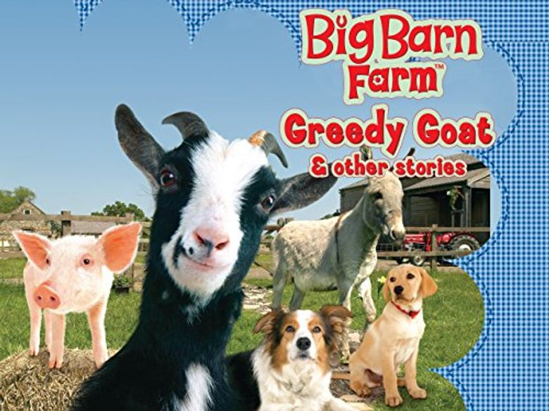Big Barn Farm Poster