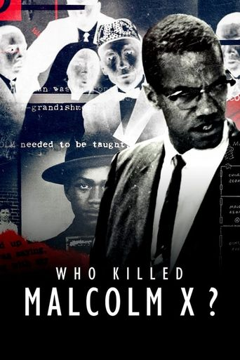 Who Killed Malcolm X? Poster