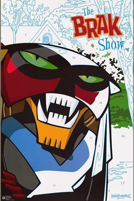 The Brak Show Poster