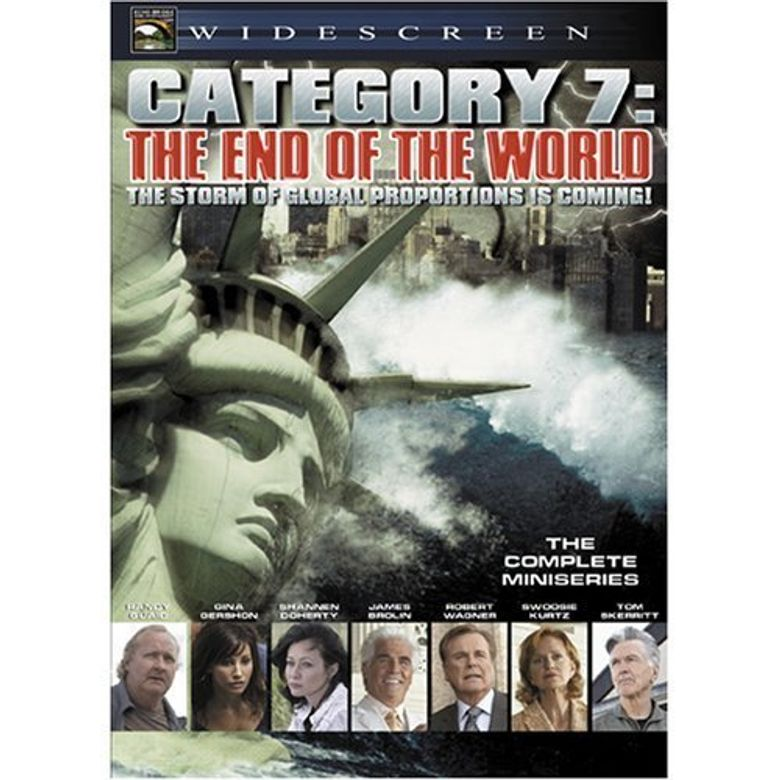 Category 7: The End of the World Poster