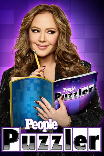 People Puzzler Poster